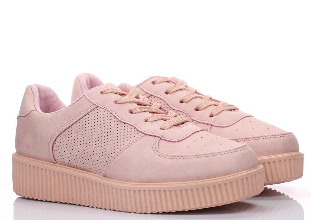 Повседневные женские криперсы розового  цвета! размеры 38-41