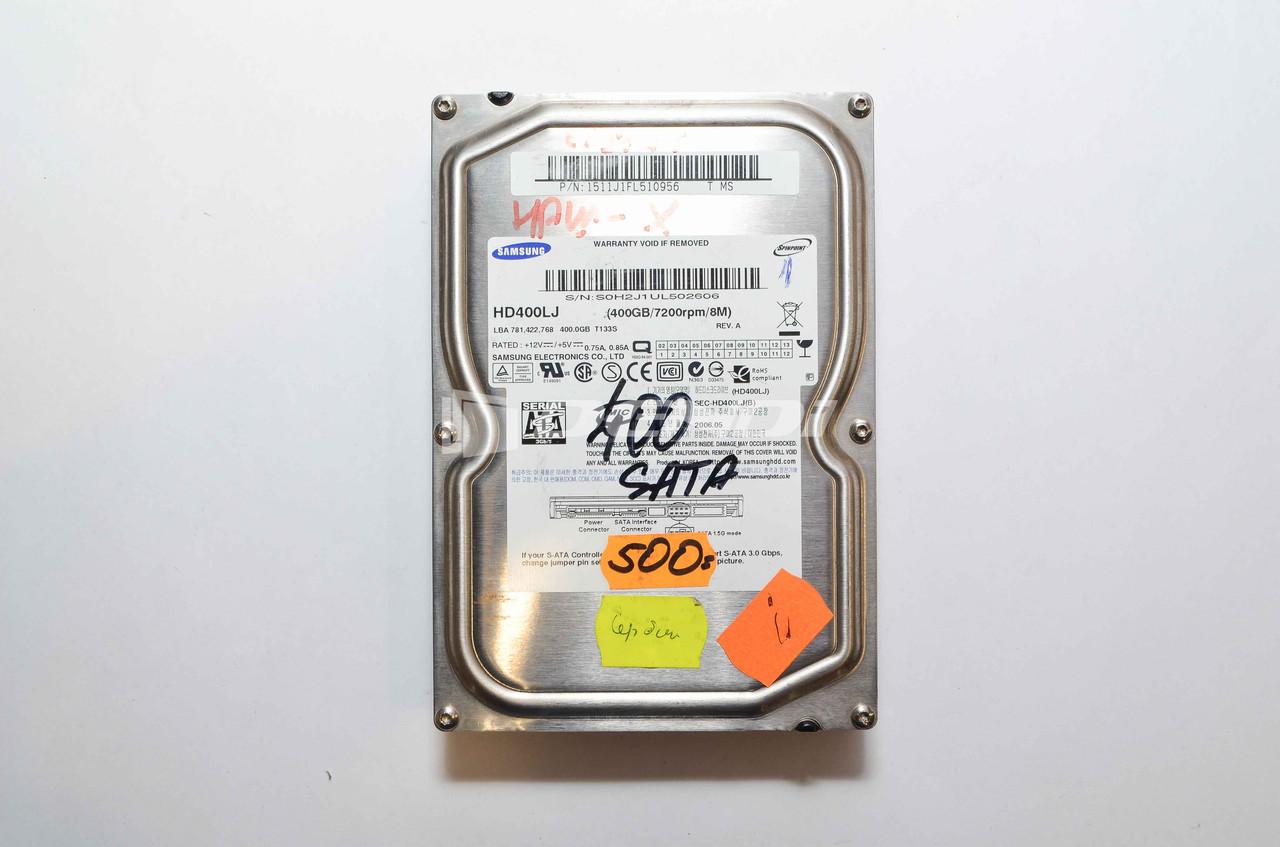 HDD 3.5 SATA Samsung 400GB HD400LJ