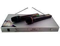 Радиосистема OKEY.II WD-838 (VHF, 2 микрофона)