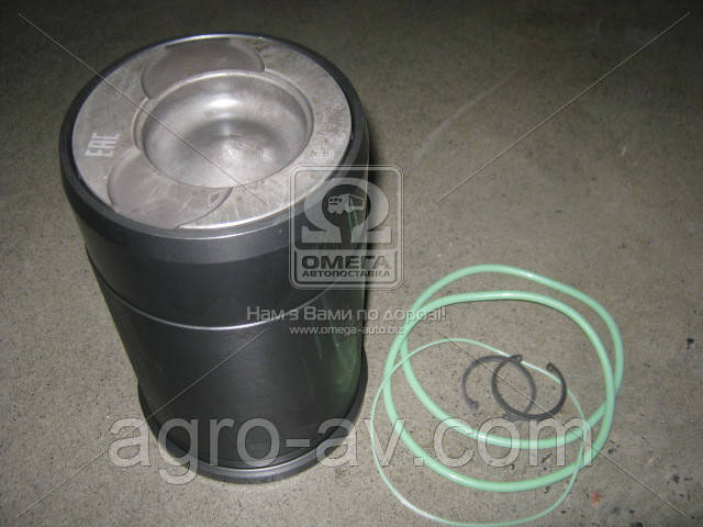 Гильзо-комплект КАМАЗ (740.60-1000128-90) (Г(фосф.)( П(фосф.) с рассек.+кол.+пал.+уплот.) ЭКСПЕРТ (МОТОРДЕТАЛЬ