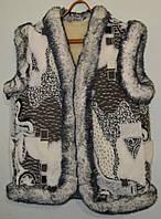 Жилетки из овчины - Меховые ., фото 1