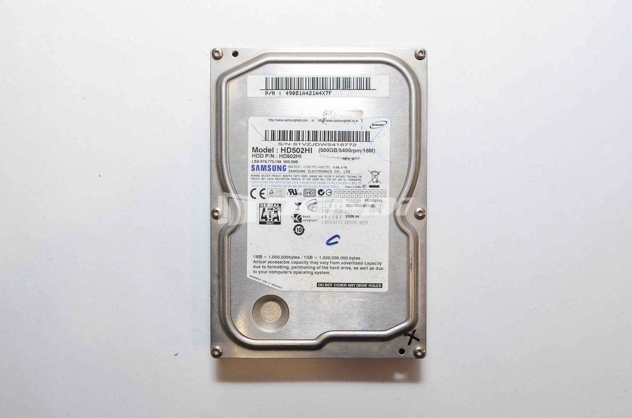 HDD 3.5 SATA Samsung 500GB HD502HI