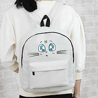 Городской рюкзак с мордашкой Кота