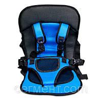 Автомобильное кресло для малышей, бескаркасное регулируемое автокресло