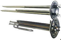 Колба с сухими тэнами на бойлер Thermex EQ (Термекс), Alpari, 2,4 кВт (2400 Вт) нержавейка на фланце 92 мм