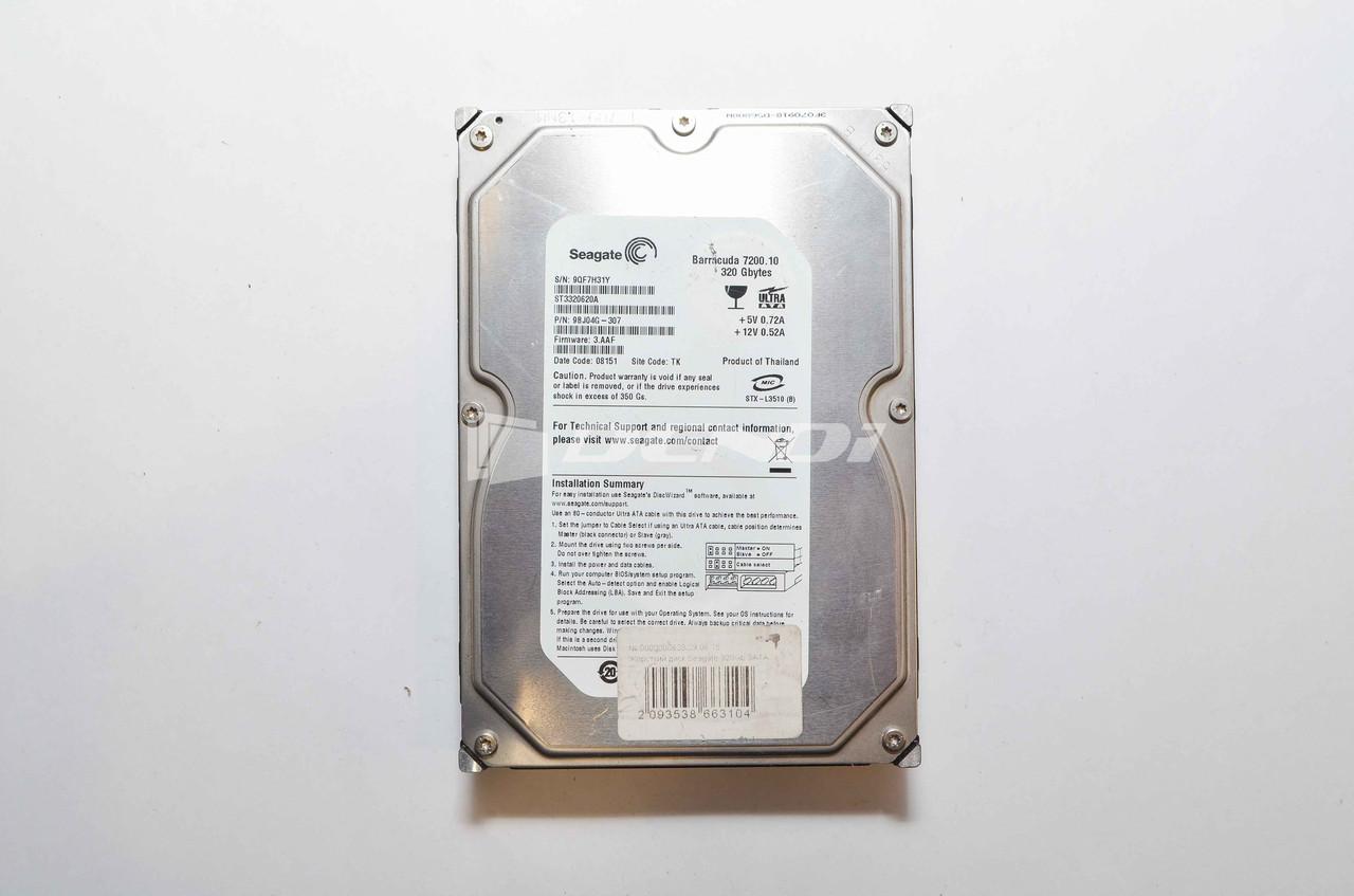 HDD 3.5 IDE Seagate 320 GB ST3320620A