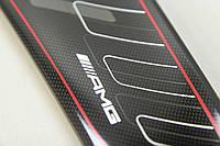 AMG Edition 1 накладка Carbon на торпеду консоль Mercedes CLA CLA-Class W117 C117 2013-17 Новая Оригинальная