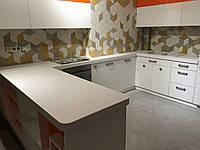 Кухонная столешница из акрила Столешница из акрила Hanex T-021 Frost Hill