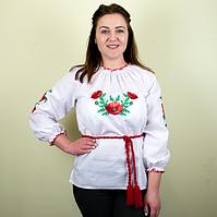 """""""Маковая роса"""" сорочка вышиванка для детей и подростков"""
