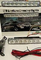 Ходовые огни дневные DRL 8 LED диодов, фото 1
