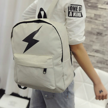 Стильный рюкзак молния