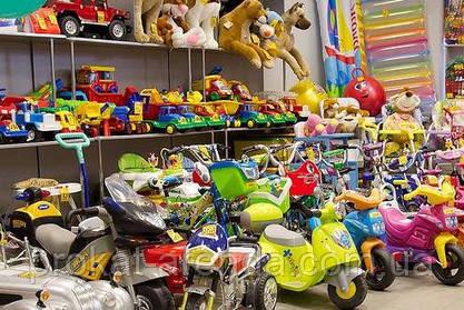 Детские игрушки на прокат