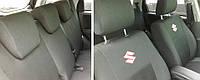 ЧЕХЛЫ НА СИДЕНЬЯ  ELEGANT Suzuki SX4(sedan) 2007 -2012