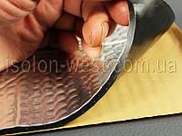 Виброизоляция VibroMax m4, размер 50 х 70 см, толщина 4 мм., фото 1
