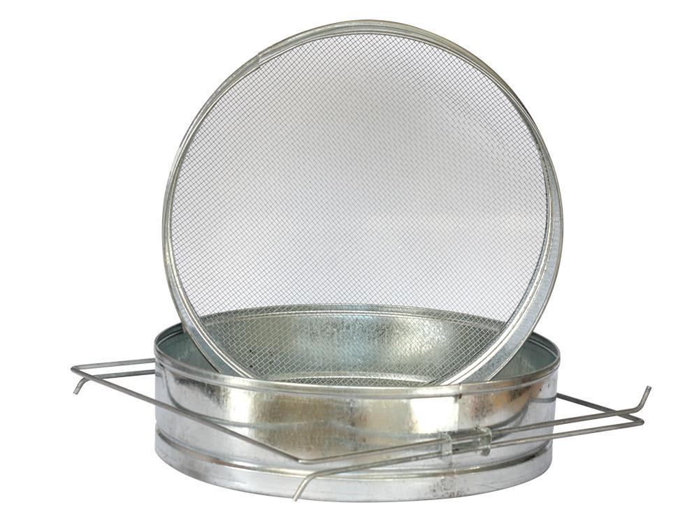 Фильтр 300мм оцинкованный (плоский)