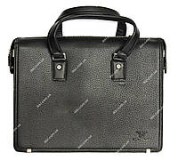 Чоловік стильний портфель під документи жорсткий (89153)