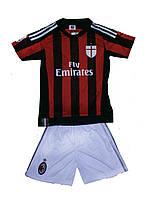 Детская футбольная форма ФК Милан Bacca №70 M