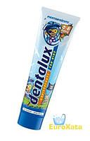 Детская зубная паста Dentalux for Kids