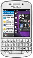 Blackberry Q10 White 3мес. Гарантия