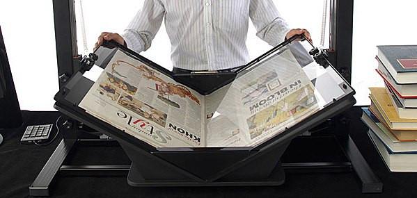 Сканирование книг в Днепре