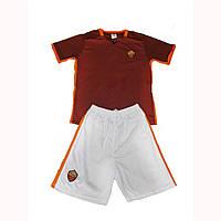 Детская футбольная форма Рома гостевая CO-3900-ROM-1