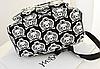 Черно-белый городской рюкзак с тиграми, фото 2