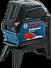 Bosch GCL 2-15 нивелир лазерный комбинированный (0601066E00)