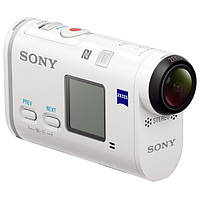 Экшн камера Sony FDR-X1000 снимает видео 4K с Wi-Fi и GPS (пульт в комплекте)