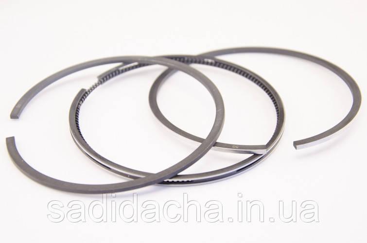 Поршневые кольца 86,50 мм дизельного мотоблока 9лс