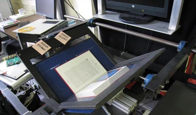 Оцифровка книг в Днепре
