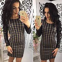 Женское красивое облегающее платье, фото 1