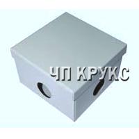 Коробки распределительные металлические КР 10