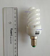 Энергосберегающая лампа 220V, 9W, E14, 4000K