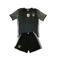 Детская футбольная форма сборной Германии Away 6810