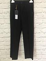 Детские черные классические брюки мальчик 146-164