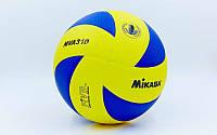 Мяч волейбольный PU MIK VB-4575 MVA-310 размер 5