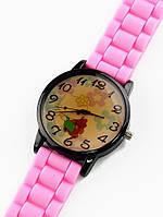 022115 Часы Силиконовый ремешок ShangMei