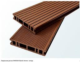 Террасная доска «Classic Home» полая - Натур