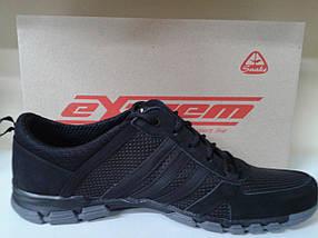 НОВИНКА! Стильные летние мужские кроссовки  ТМ EXTREM  D 1/03 (01-р), фото 3