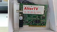 ТВ-тюнер AVerMedia AverTV Studio 203 M168-U  бу