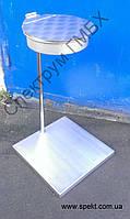 Cтойка-держатель с крышкой для мусорных пакетов, фото 1