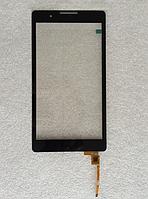 Оригинальный тачскрин / сенсор (сенсорное стекло) с рамкой для Onda V702 (черный цвет, 188*98)