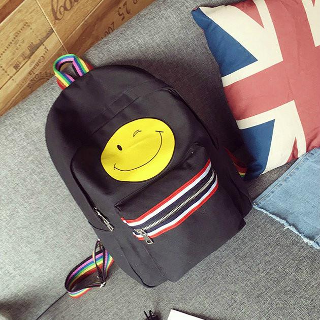 Стильный рюкзак Смайл