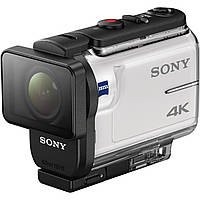 Экшн-камера SONY FDR-X3000 4K с оптическим стабилизатором SteadyShot, Wi-Fi и GPS (пульт в комплекте)
