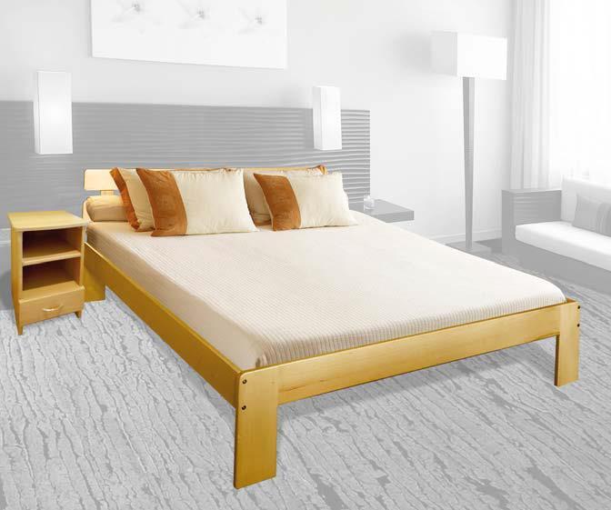 Двуспальная кровать Виктория Люкс