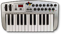 Миди-клавиатуры M-Audio Ozone