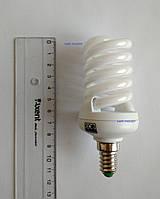 Энергосберегающая лампа 220V,20W, E14, 4000K