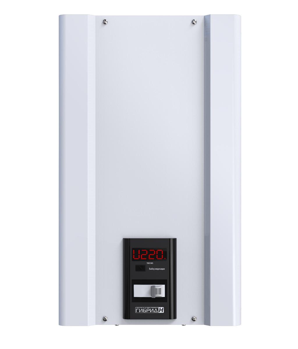 Стабилизатор напряжения Элекс Гибрид 9-1/25A 5.5кВт V2.0