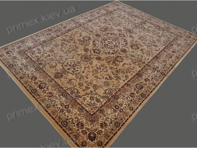 """Синтетичний килим """"Султан"""" Cardinal, колір кавовий"""