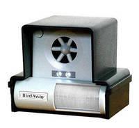 Отпугиватель птиц ультразвуковой LS-987BF, ИК датчик движения, 2 режима работы, 110х100х95 мм